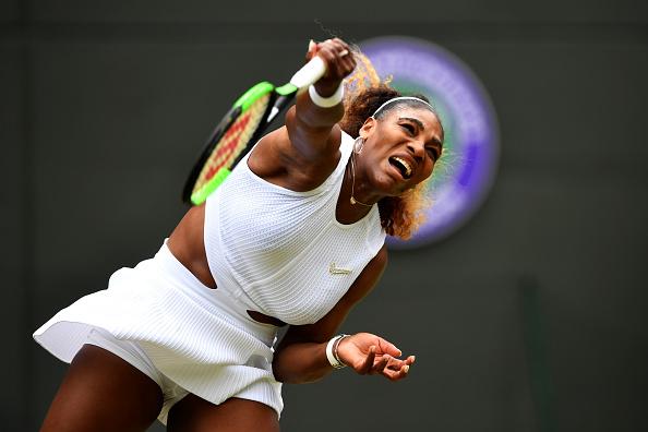 Wimbledon | Serena goes up a gear