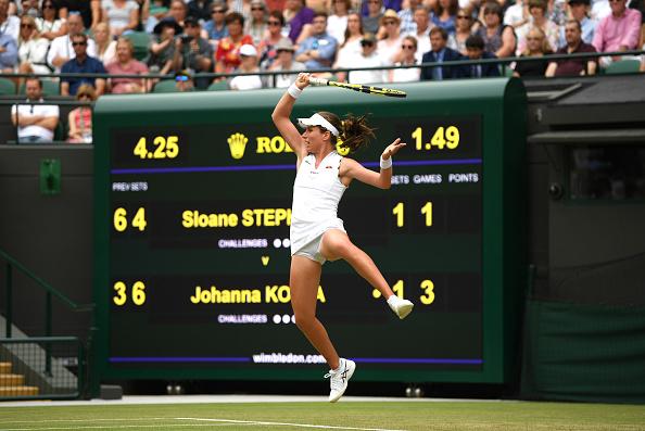 Wimbledon | Konta squeezes through but Dart exits