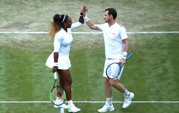 Wimbledon | Andy & Serena get off the mark