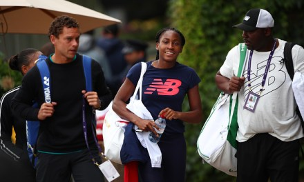 New York | Gauff at centre of US Open rules controversy