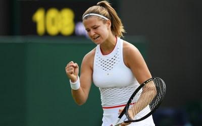 Wimbledon | Muchova outlasts Plíšková