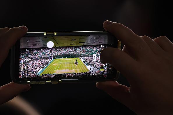Wimbledon | Men's Quarter-final day