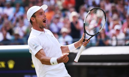 Wimbledon | Bautista-Agut amazes himself