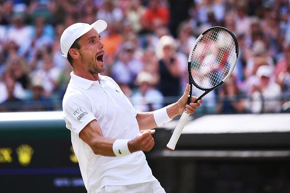 Wimbledon   Bautista-Agut amazes himself