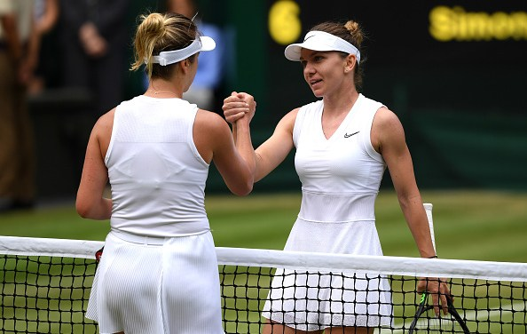 Wimbledon | Halep reaches her first Wimbledon final