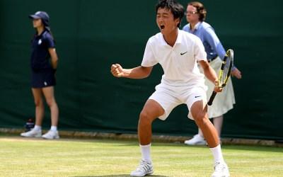 Junior Wimbledon | It's a Mochizuki / Gimeno Valero Boys Final