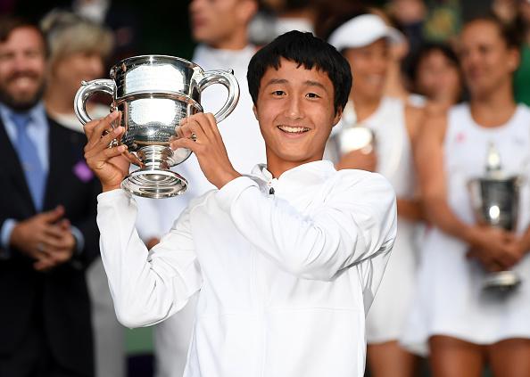 Junior Wimbledon | Mochizuki, first Japanese boys Wimbledon champion