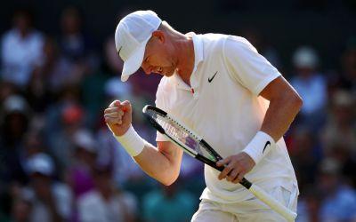 Washington | Kyle Edmund beats Jo-Wilfried Tsonga to reach quarter-finals