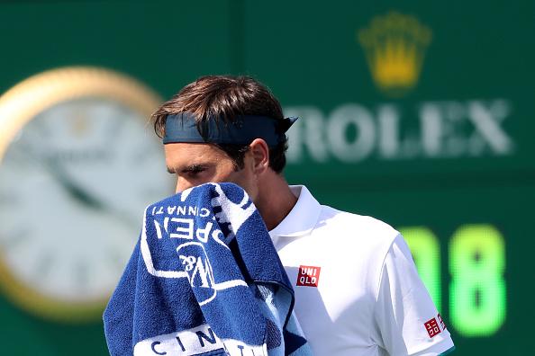 Cincinnati | Federer is beaten leaving field clear for Djokovic.