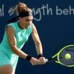 Cincinnati | Osaka retires, Barty bounces back