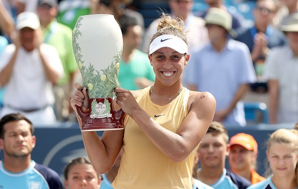 Cincinnati | Keys stops Kuznetsova run to take title