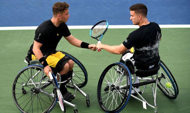 New York | Hewett and Reid into third US Open final