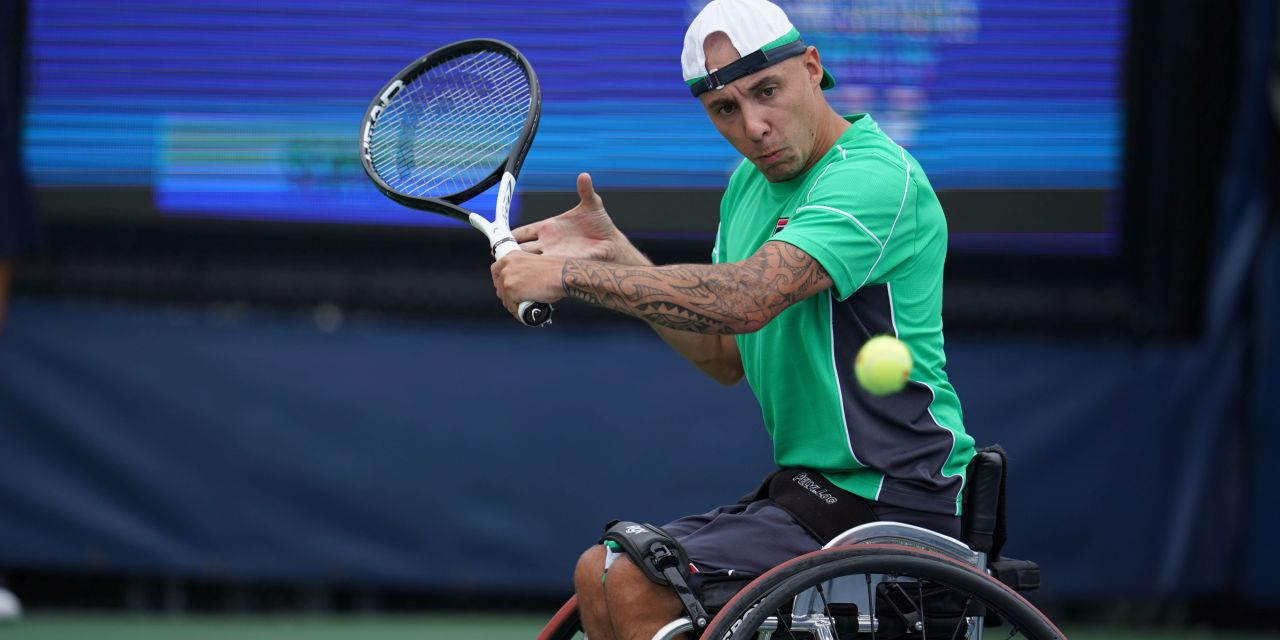 New York | Hewett and Lapthorne reach wheelchair singles finals