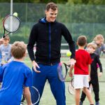 Dunblane | Jamie Murray takes a trip down memory lane