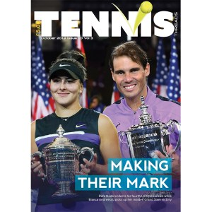 Tennis Magazine - Issue 10 Vol 3