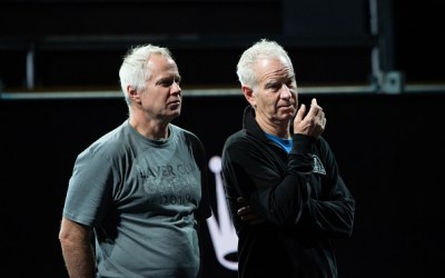 Geneva   Can McEnroe's Team World beat Laver Cup favourites?