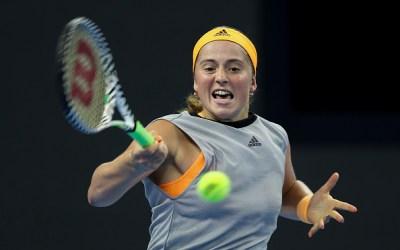 Beijing | Ostapenko downs Pliskova in China Open
