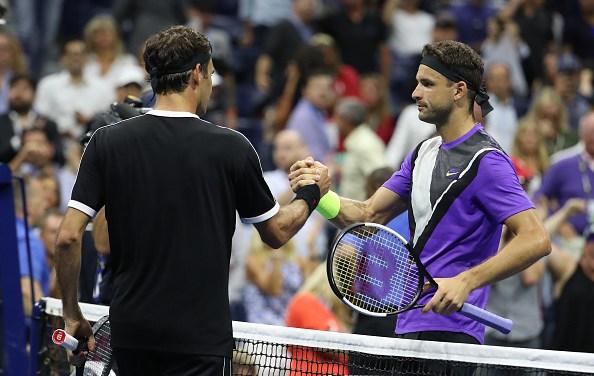 New York | Dimitrov ousts Federer & Medvedev beats Wawrinka