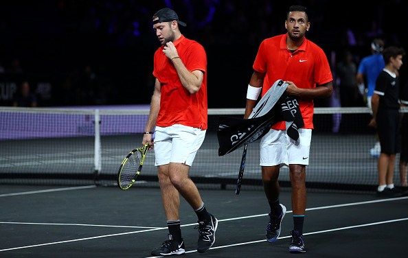Geneva | Sock & Kyrgios keep Team World in contention.