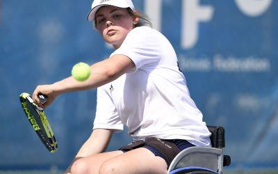 Abingdon | International Wheelchair players line up for LTA inaugural Futures Tournament