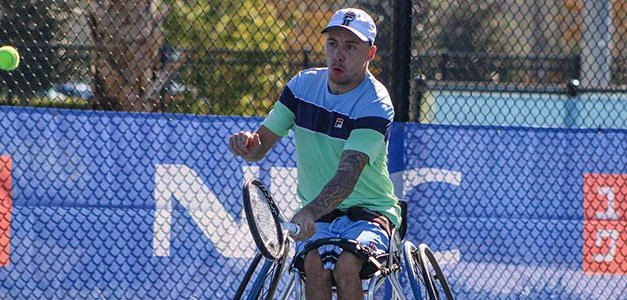 Orlando | Andy Lapthorne headlines four wins
