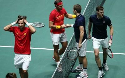 Madrid | Nadal foils Britain's final dreams