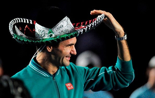 Mexico | Federer sets new world record