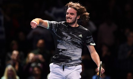 London | Tsitsipas makes successful debut