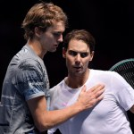 London | Zverev claims Nadal's scalp