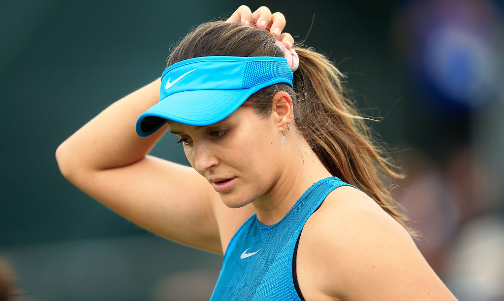 Former British number one Laura Robson undergoes second hip operation