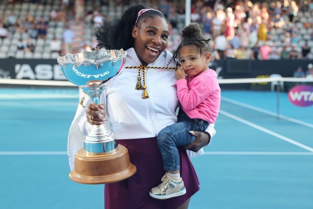Auckland | Serena snags first title in three years
