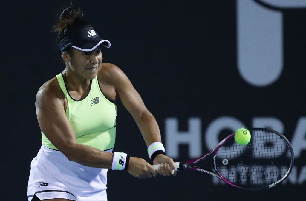 Hobart | Watson and top seeds move into quarters