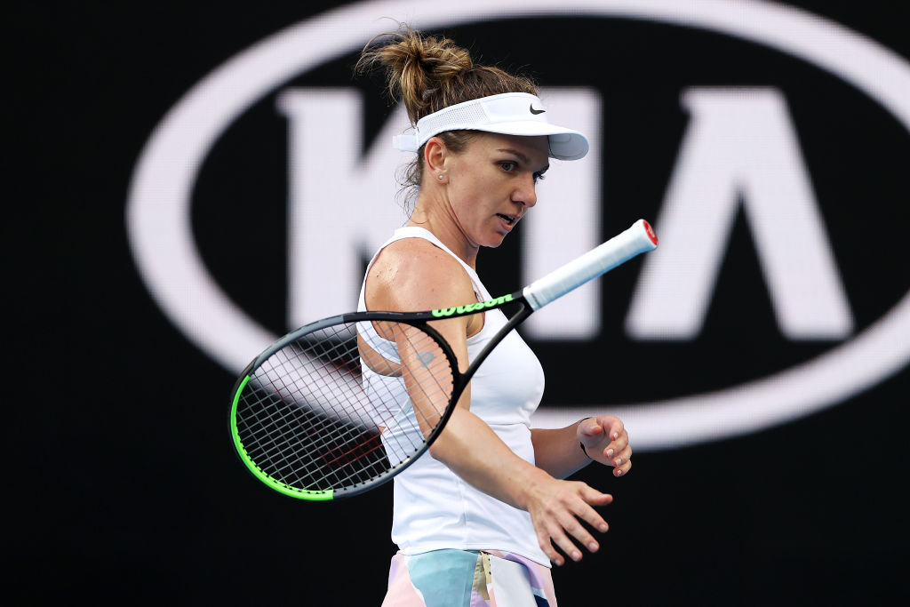Melbourne | Halep brushes off Brady