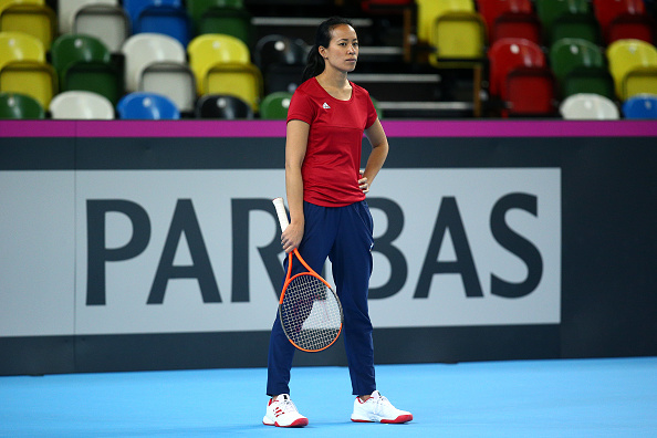 London | Keothavong announces Fed Cup team