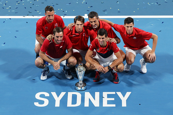 ATP Cup | Djokovic steers Serbia to Championship