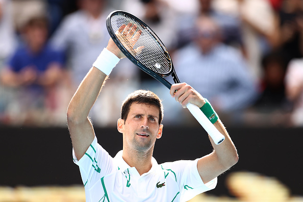 Melbourne | Djokovic and Federer go through different experiences