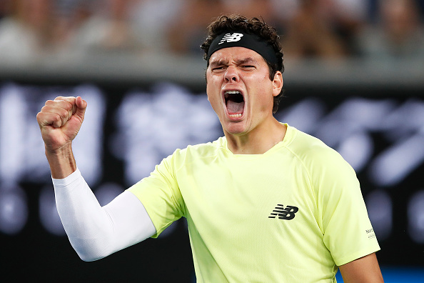 Melbourne | Raonic power surprises Tsitsipas