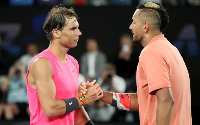 Melbourne | Nadal overcomes Kyrgios to meet Thiem