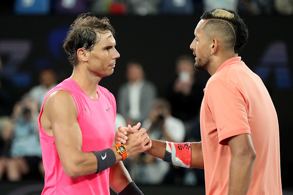 Melbourne | Nadal overcomes Kyrgios to meet Thiem