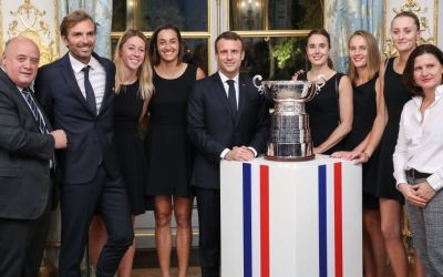 Fed Cup Qualifiers: Fed Cup finalists determined