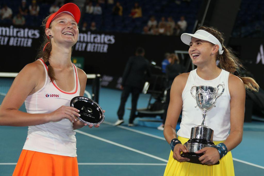 Melbourne | Andorra's Jimenez Kasintseva, 14, claims AO Girls' singles title