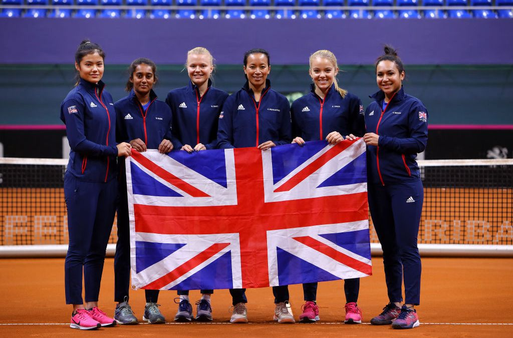 Fed Cup Qualifiers kick off this weekend
