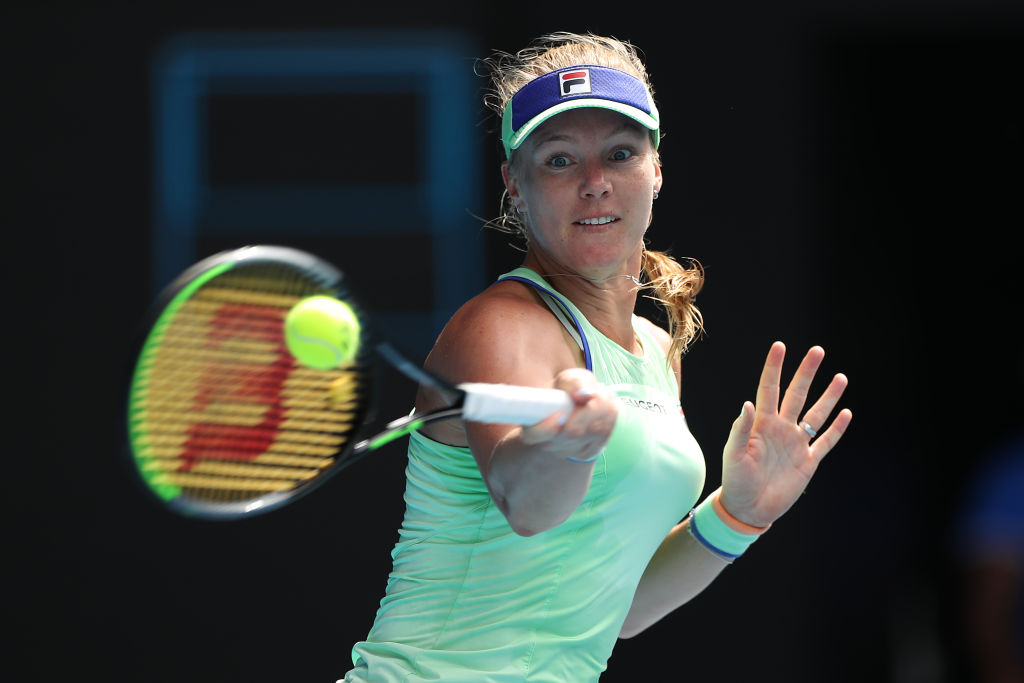 St Petersburg | Bertens prevails as Bencic falls