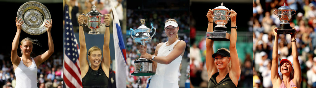 London | Maria Sharapova says farewell to pro tennis