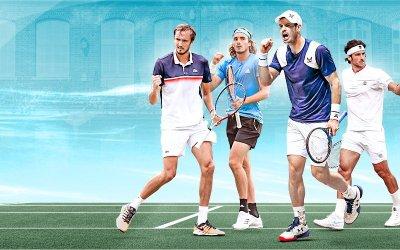 Fever-Tree Championships | Medvedev, Tsitsipas target Lopez' title, Murray wants singles return