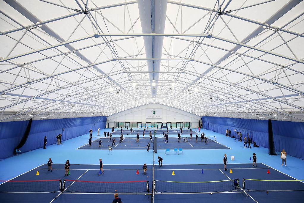 London | LTA calls a halt to tennis activity