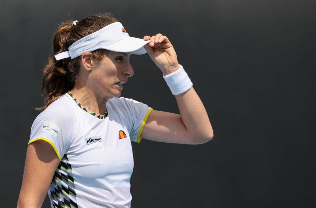 Monterrey | Konta and Svitolina make quarters
