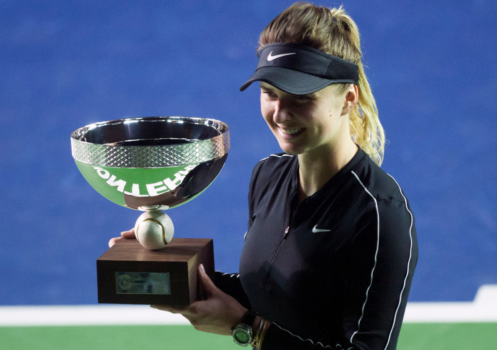 Monterrey | Svitolina battles to 14th tour title