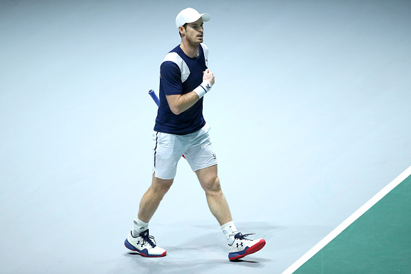 London | Murray on course for Miami