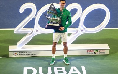 Dubai | Djokovic remains unbeaten this season
